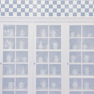 Porcelain Museum, Düsseldorf, Germany via anastasiabenko.com