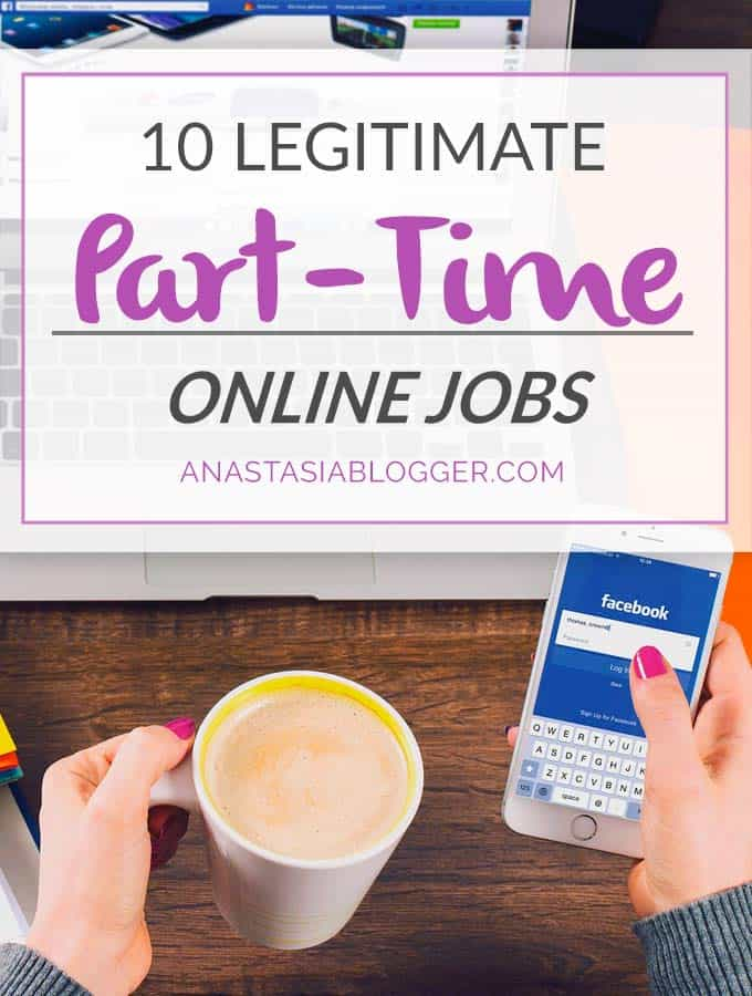 10 Ligitimate Part-Time Online Jobs – manually selected companies which offer online jobs for college students, online jobs from home, online jobs Internet, online jobs for Moms, online jobs no experience required, legitimate online jobs, easy online jobs.