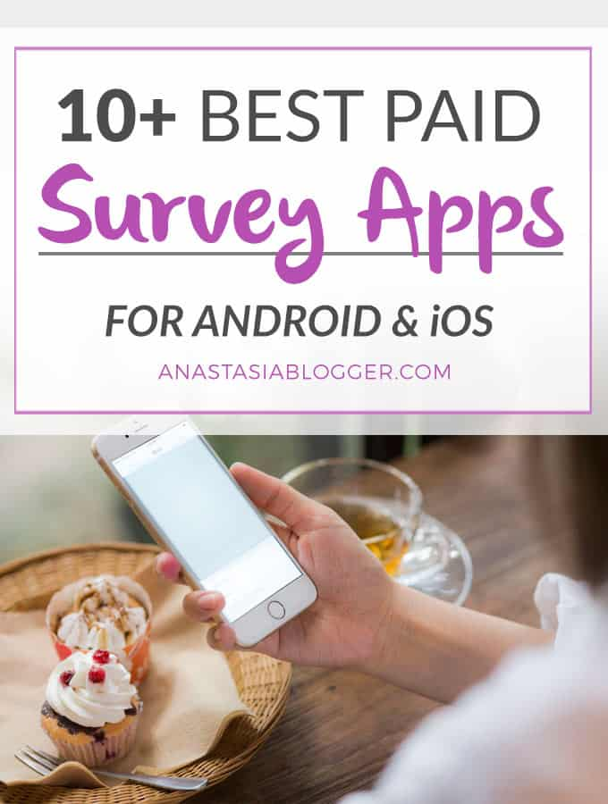 Check the list of Survey Apps that pay, install survey apps extra money! Survey apps that pay gift cards, survey apps that pay extra cash, survey apps that pay smartphone, survey apps that pay work at home moms, survey apps that pay saving money!