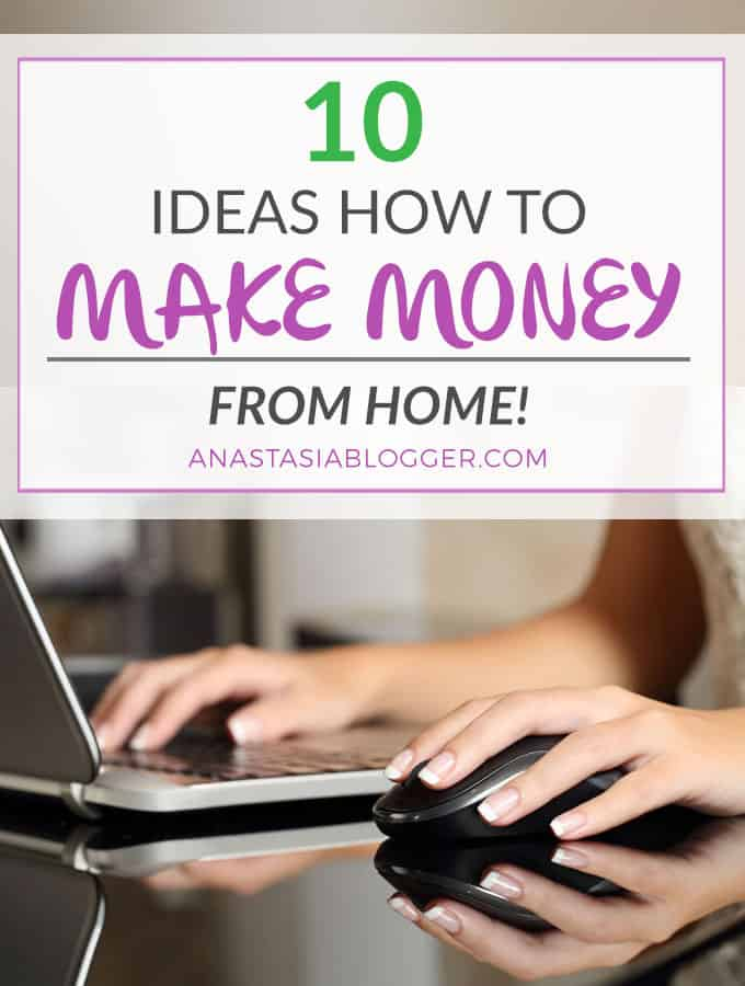 How to Make Money from Home - Earn Money Online!