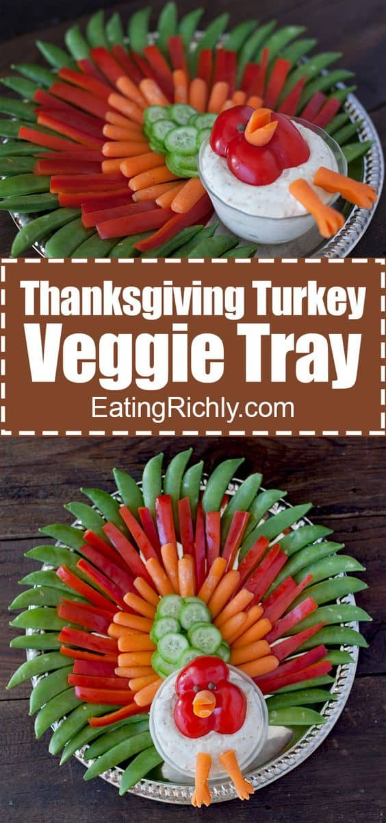 25 Best Thanksgiving recipes for dinner party! Are you hosting Thanksgiving this year? Get your cooking inspiration in Thanksgiving food, side dishes, find some stuffing recipes for Thanksgiving. Veggie Tray