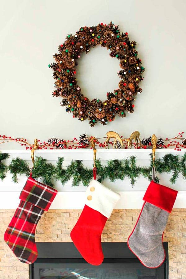 cheap and easy christmas decor ideas and crafts christmasdecorating christmasdecor find here xmas