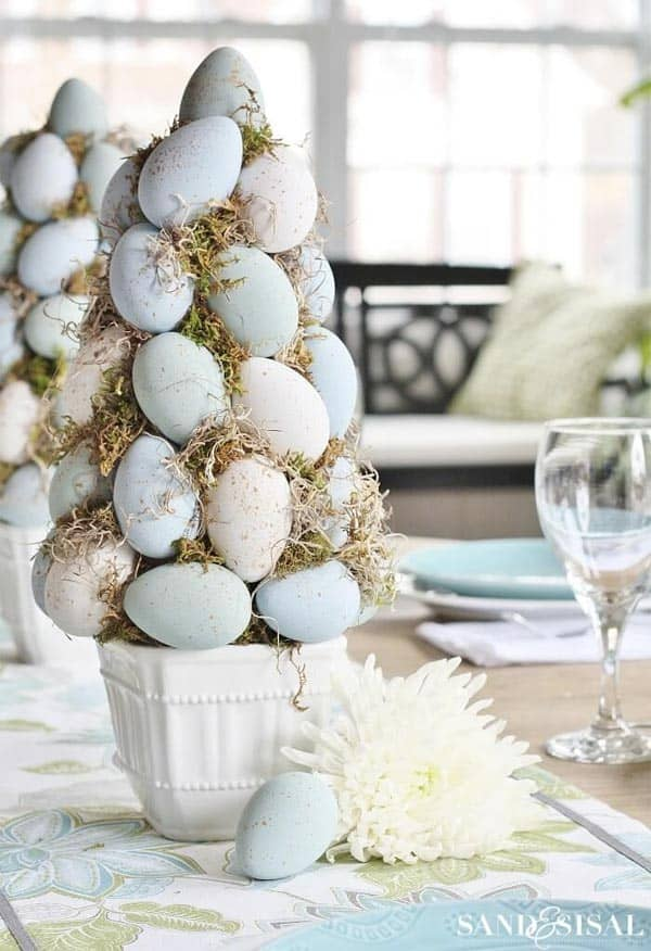 9 Stunning Easter Decorations Diy Easter Crafts And