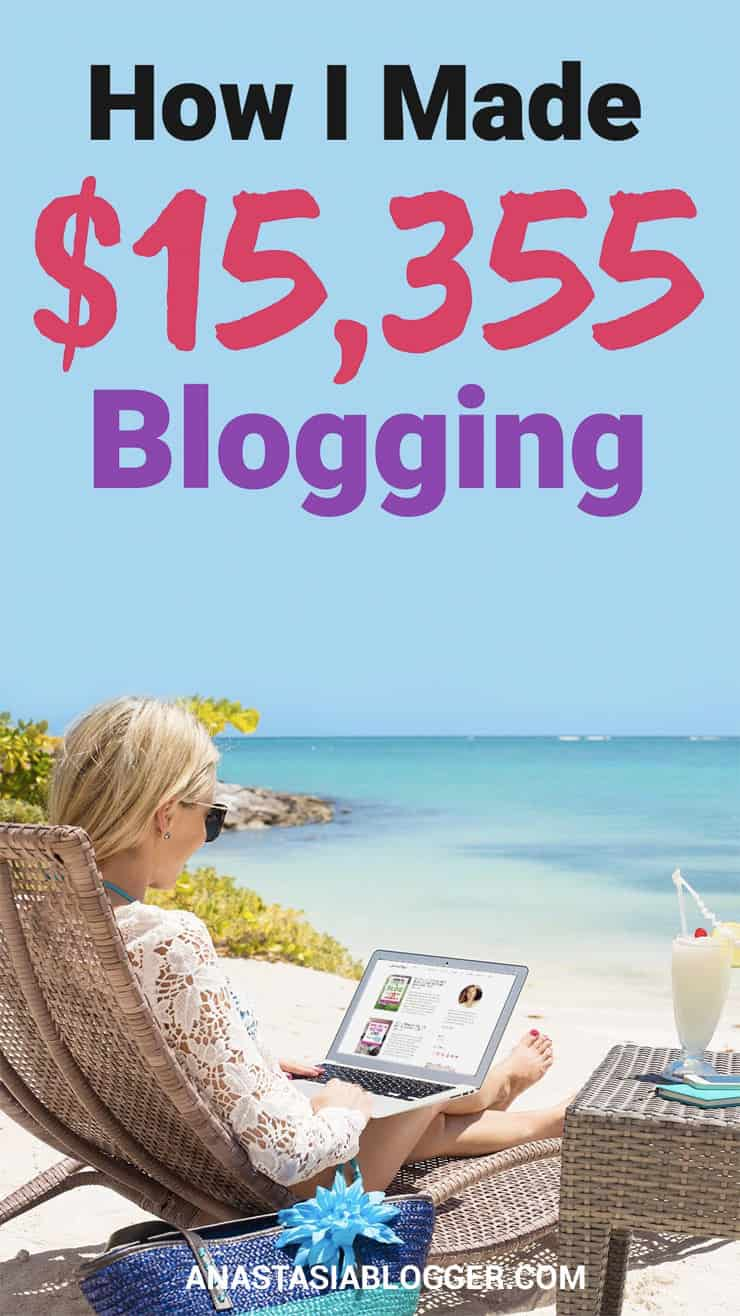 Learn how you can make money blogging online working from home as a blogger. This is ideal for stay at home moms, as a side hustle - it's one of the hobbies that make money. #blogging #bloggingtips