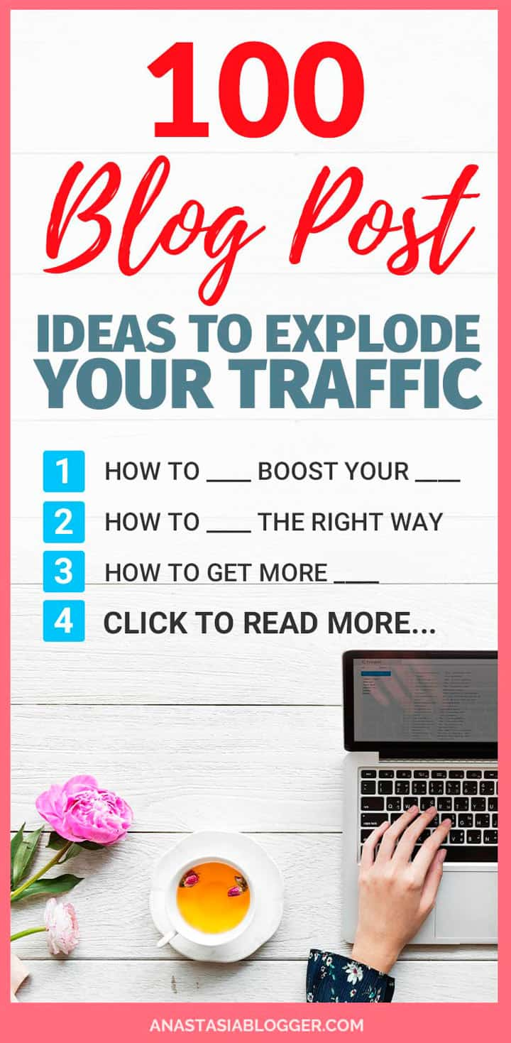 how to write catchy blog headlines