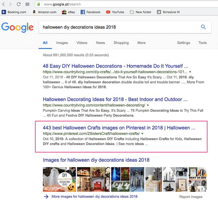 Does Pinterest Help SEO on Google?