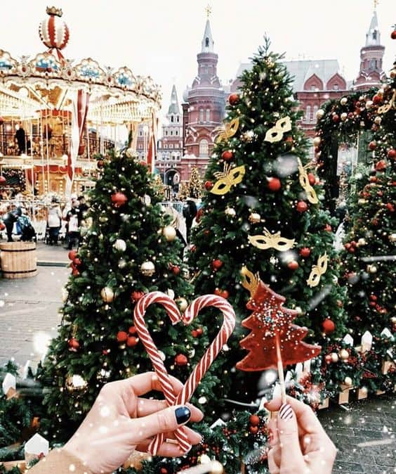 Cozy Lights Disney Vintage Christmas