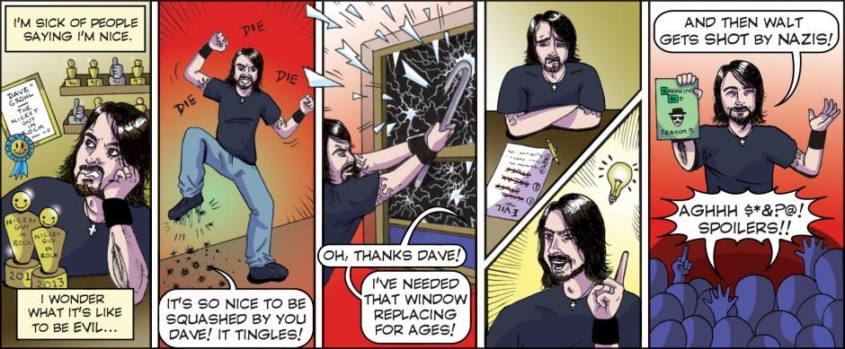 Kerrang Komic