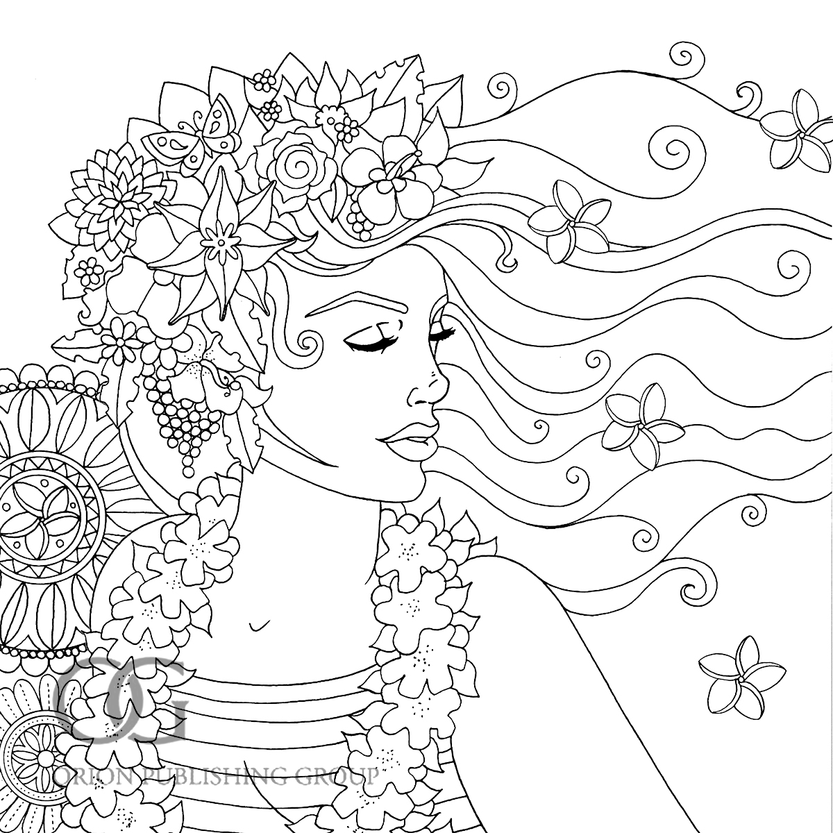 Mindfulness Coloring Book Coloring Pages