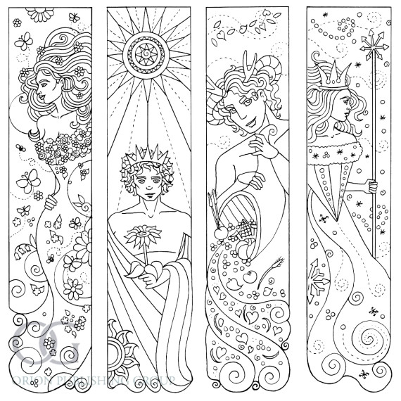 Anastasia Catris Colour Me Mindful Seasons Previews