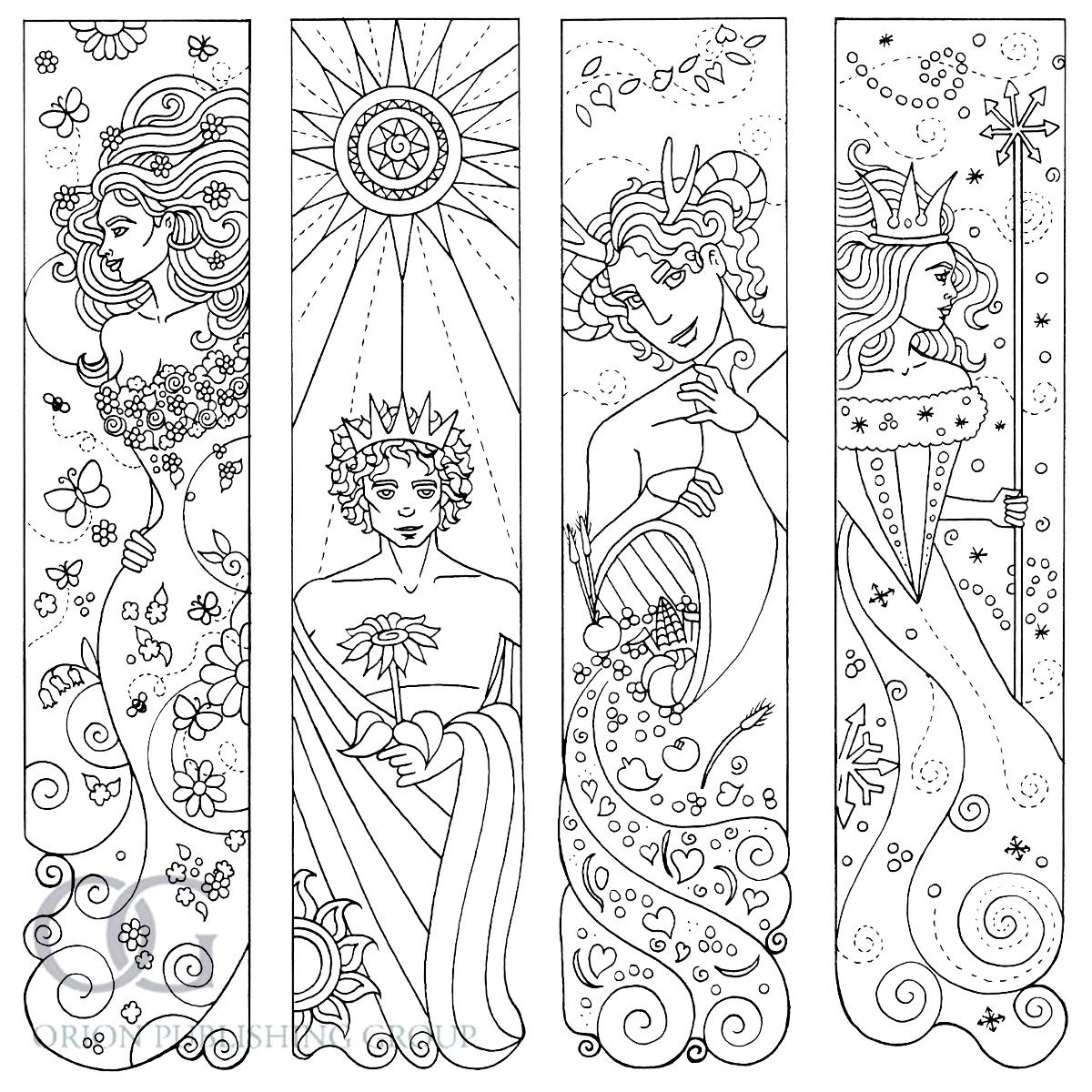 Anastasia Catris 187 Colour Me Mindful Seasons Previews