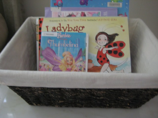 library basket