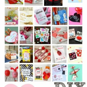 Printable Valentine's Day Gift Tags {Valentine's Day Blog Hop}
