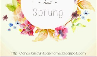spring has sprung watercolor flower printable free