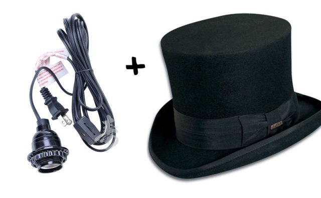 Top Hat Shade