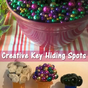 Creative Key Hiding Spots