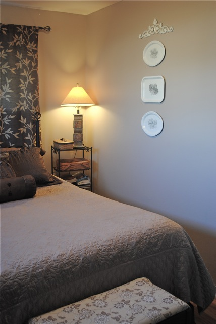 Master bedroom look