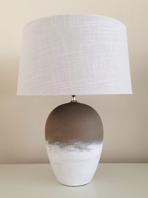 anthropologie hack Aliso Lamp