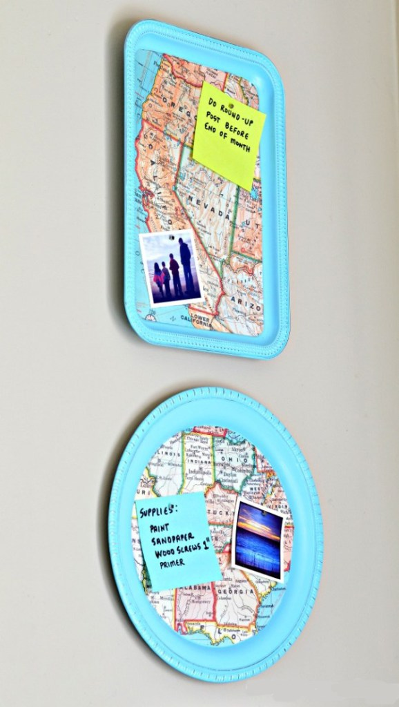 magnetic-map-trays-made-from-Dollar-Tree-trays
