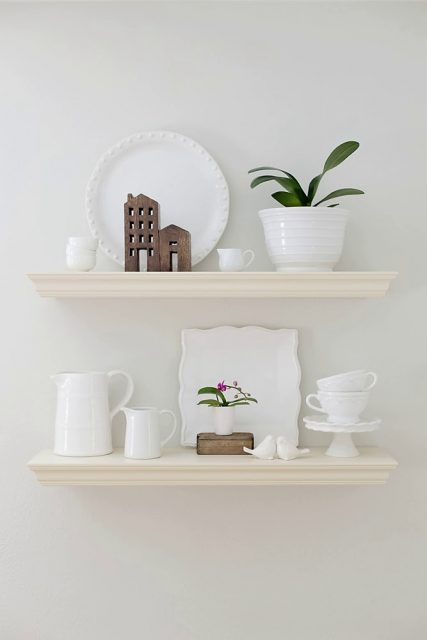 Dining Shelves