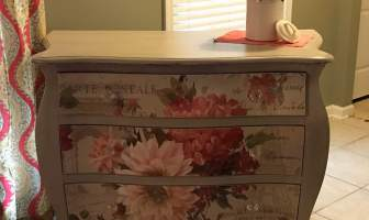 Bombay Chest Makeover