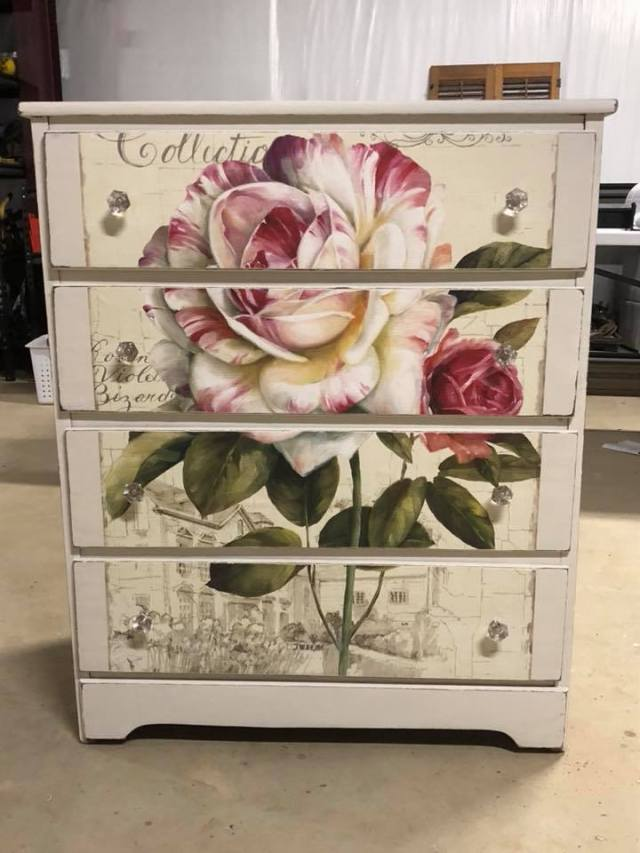 Transformed Grandfather Chest