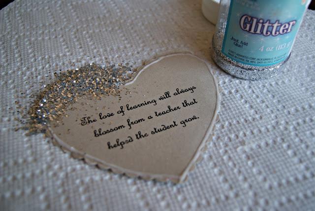 Glue and Glitter