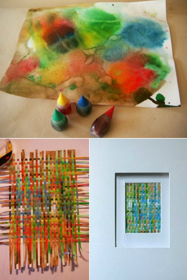 How to Construct Paper Weave