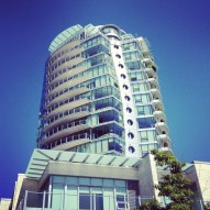 The Erickson building by the great Arthur Erickson