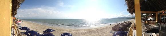 Beach in Bucerias