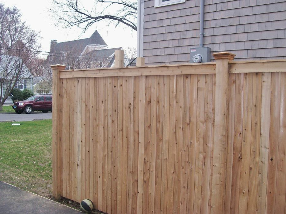 Tongue and Groove Fences 20