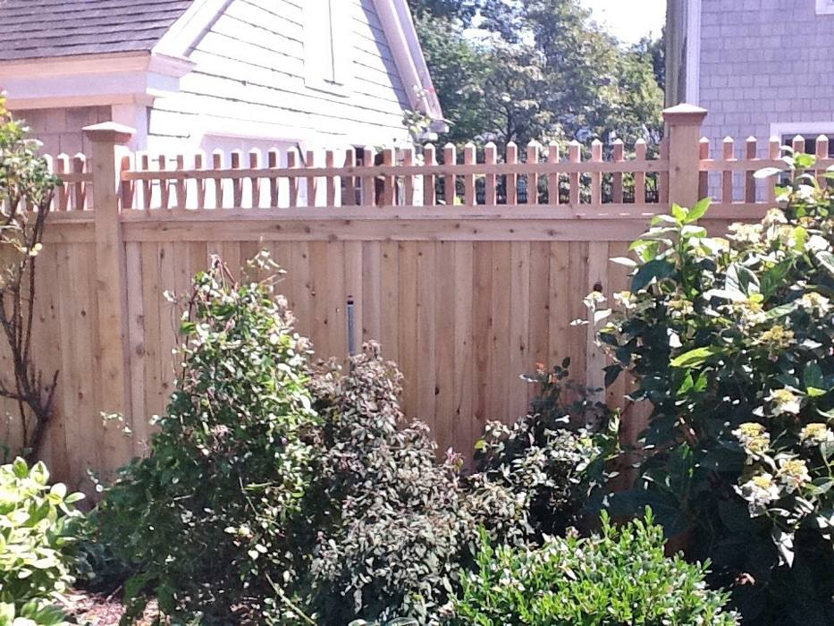 Tongue and Groove Fences 9