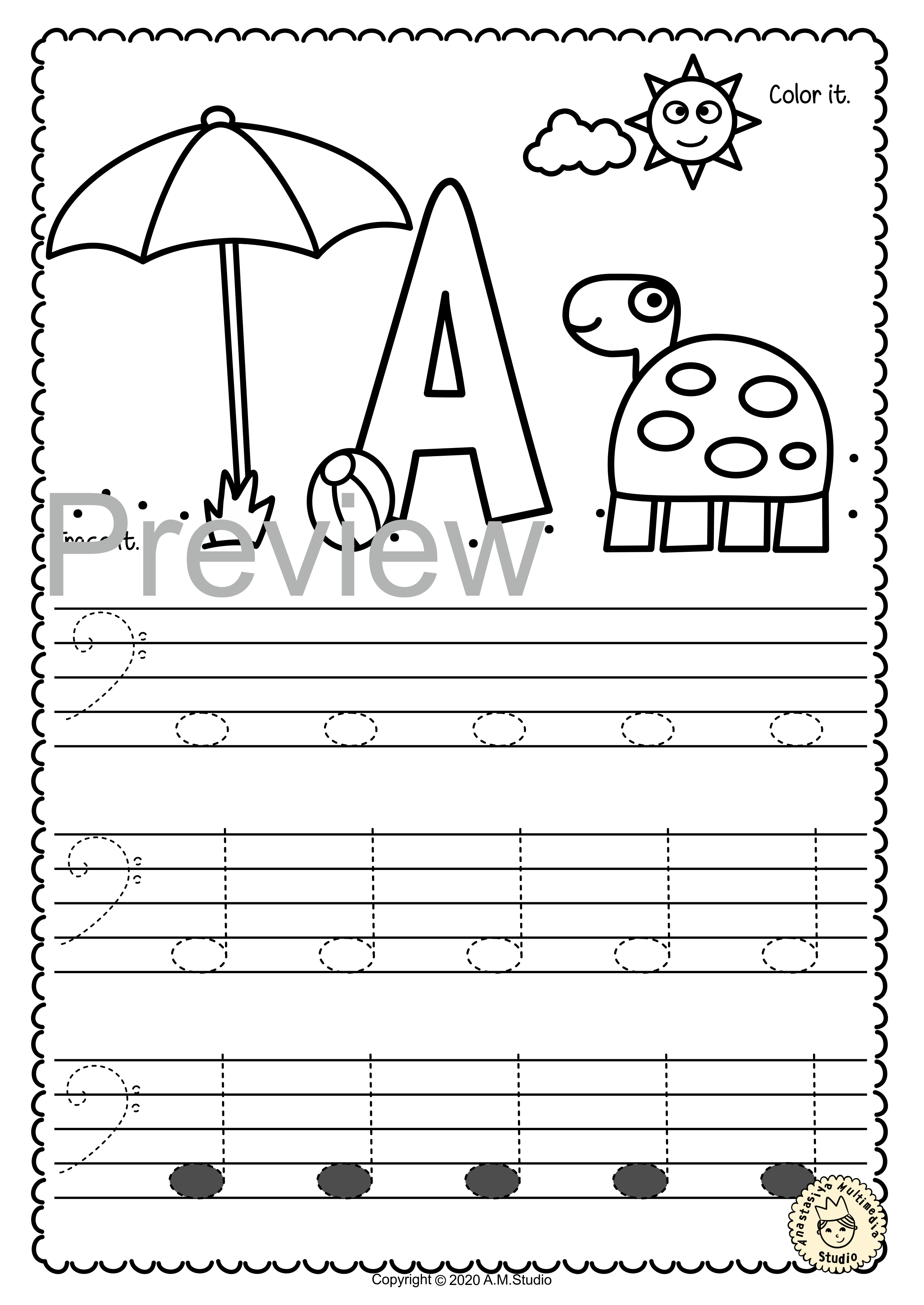 Bass Clef Tracing Music Notes Worksheets For Summer