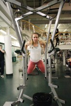 Fitness Competitor and Michigan State Junior Lauren McBroom