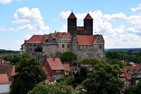 Quedlinburg Abbey,