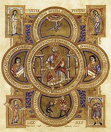 220px-11th-century_painters_-_Gospel_Book_of_Henry_II_-_WGA15924