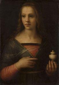 Domenico Puligo - Saint Mary Magdalene