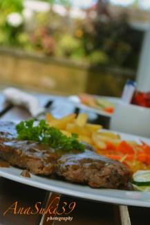 Dinner @ Sekar Nusa Villa