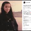 モナリザ並にかわいい石田ゆり子。若き日のインスタ写真とドラマ「不機嫌な果実」が話題に!