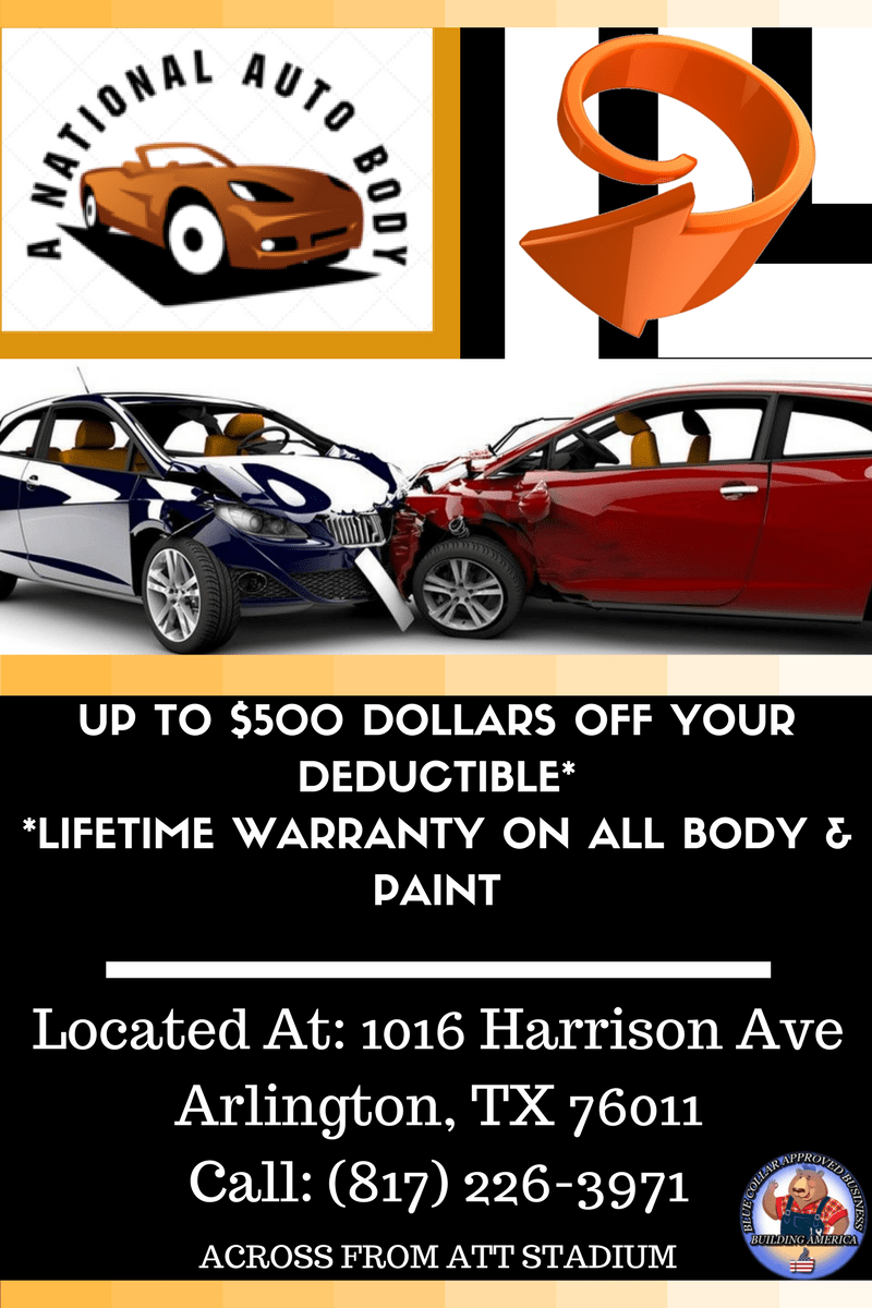 Arlington Auto Paint And Body Repair