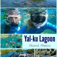 Yal-Ku Lagoon, Akumal, Mexico