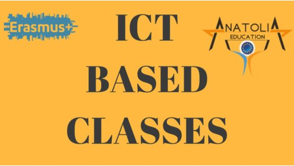 ICT based Classes