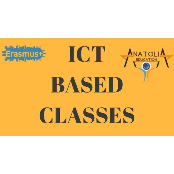 ICT based Classes