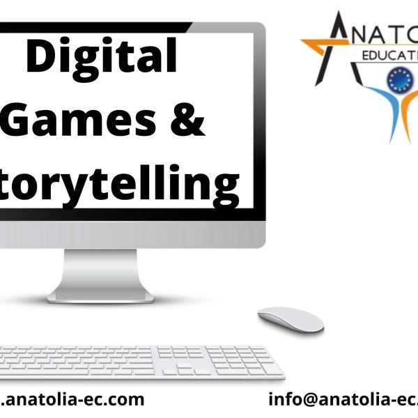 Digital Games and Storytelling