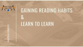 Gaining Reading Habits & Learn to Learn