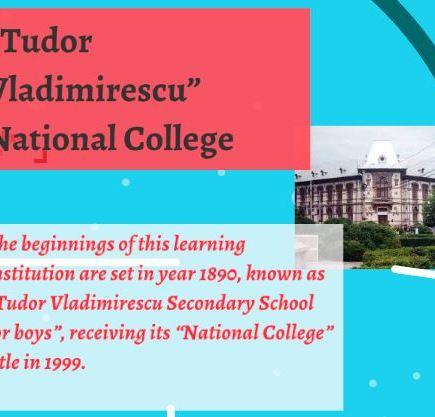 Tudor Vladimirescu National College