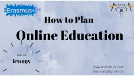 How To Plan Online Education