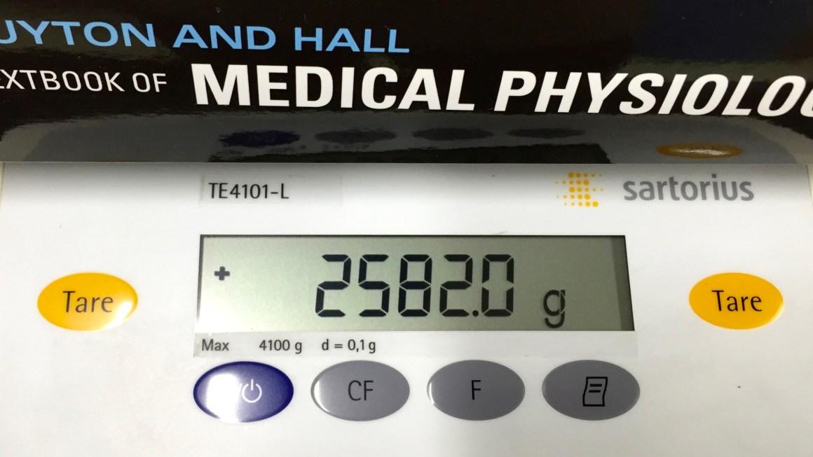2.6 kg