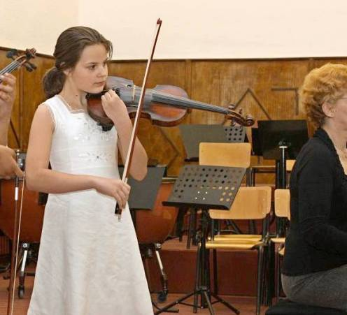Mihaela Mitrofan - Locul I la International Music Competition