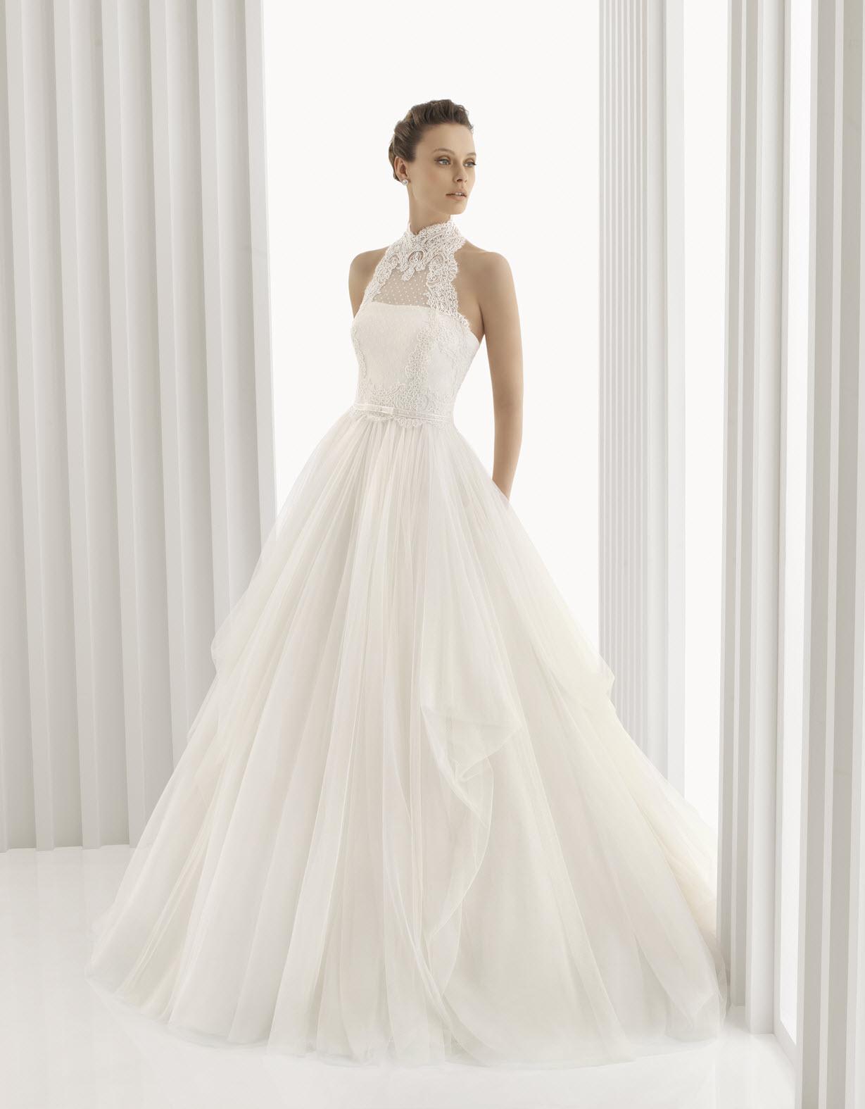 Vintage Wedding Dresses Long Sleeve